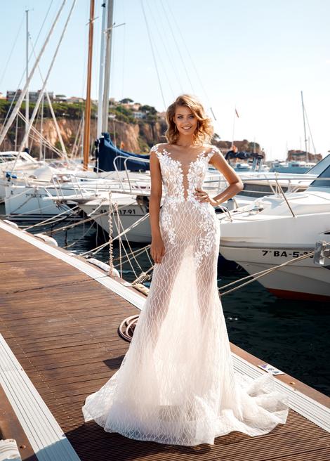 Модель SELESTINE от Versal wedding dress