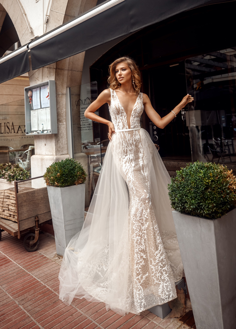 Модель SIDGES от Versal wedding dress