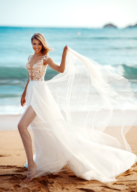 Модель SIESTA от Versal wedding dress
