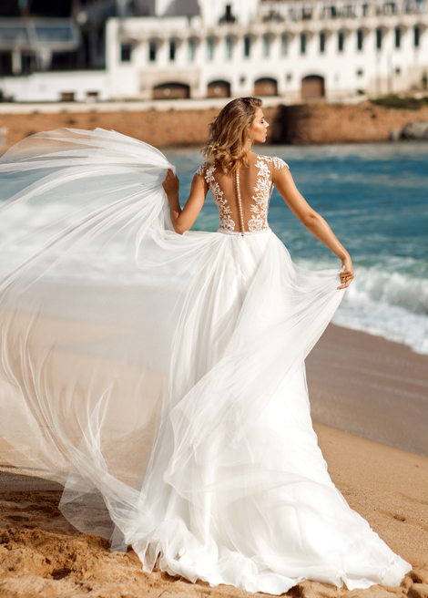 Модель SIESTA от Versal wedding dress