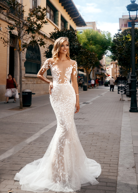Модель SINTIA от Versal wedding dress
