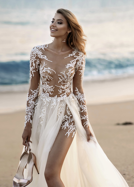Модель SOLANGE от Versal wedding dress