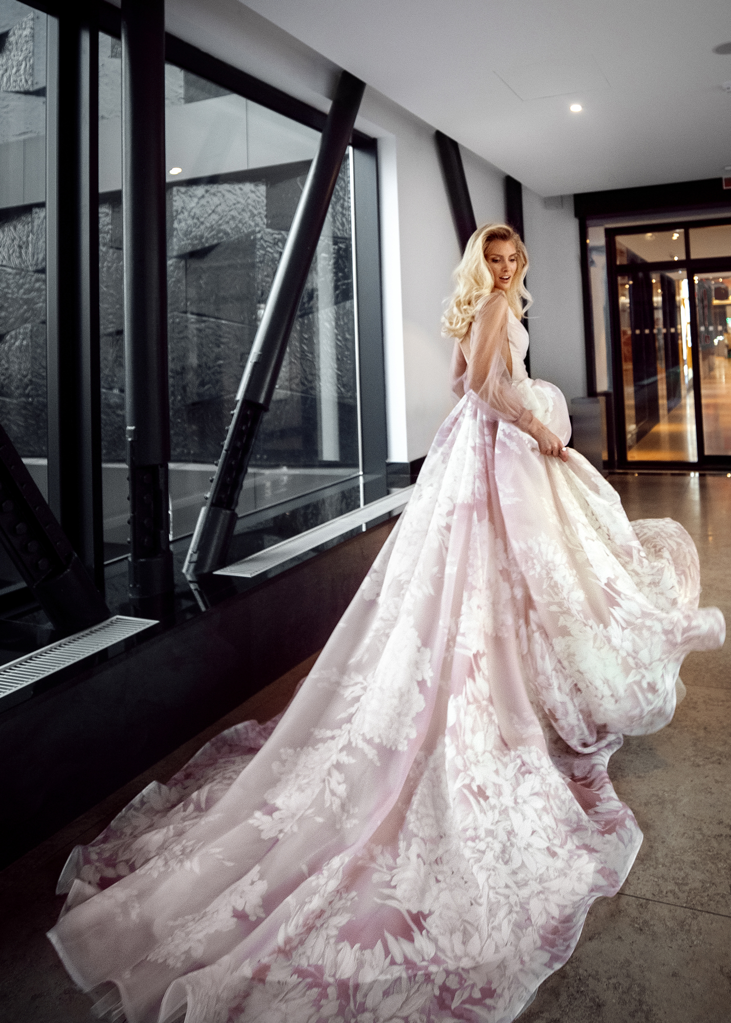 Модель BACCARA от Versal wedding dress
