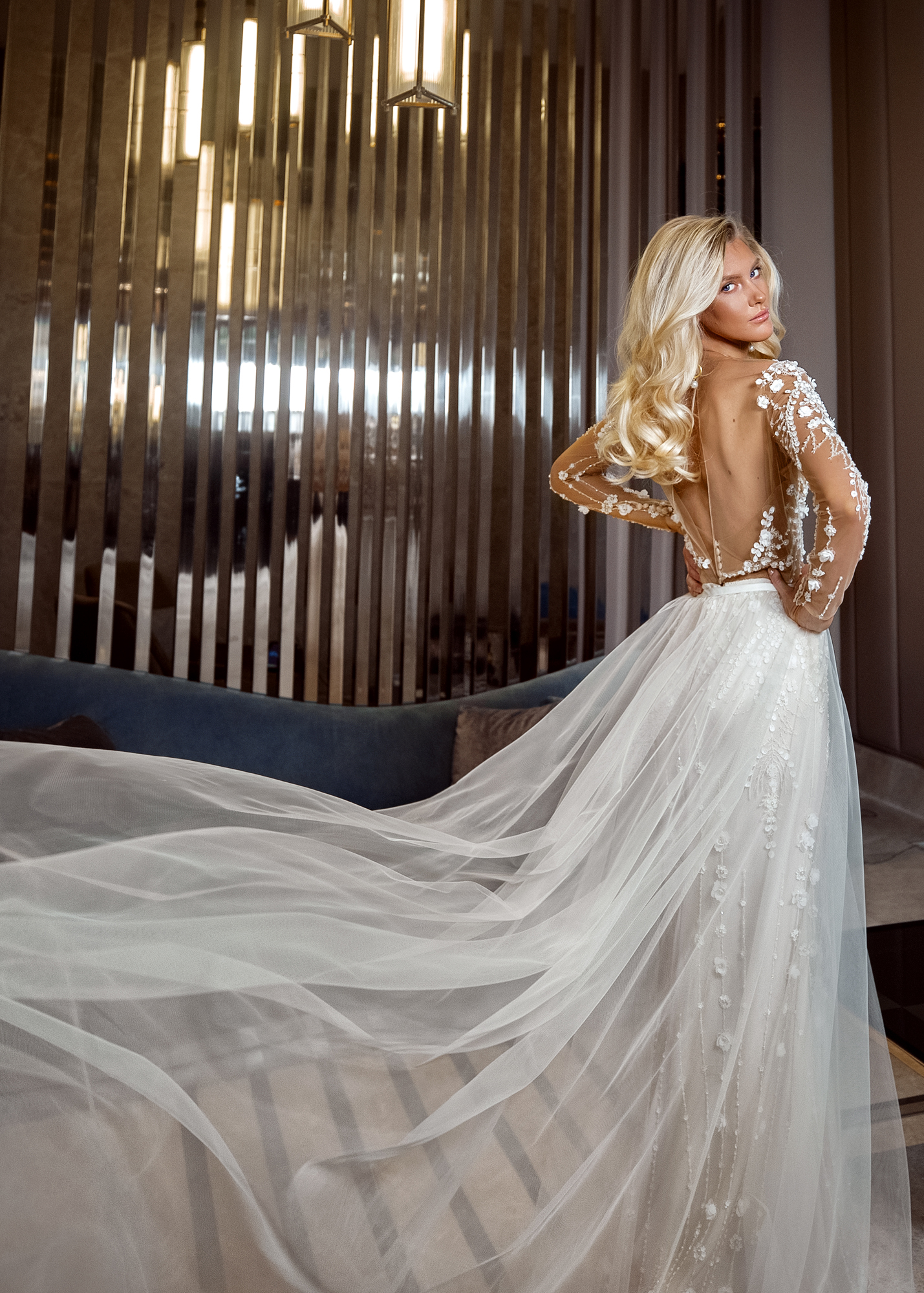 Модель BALIRA  от Versal wedding dress