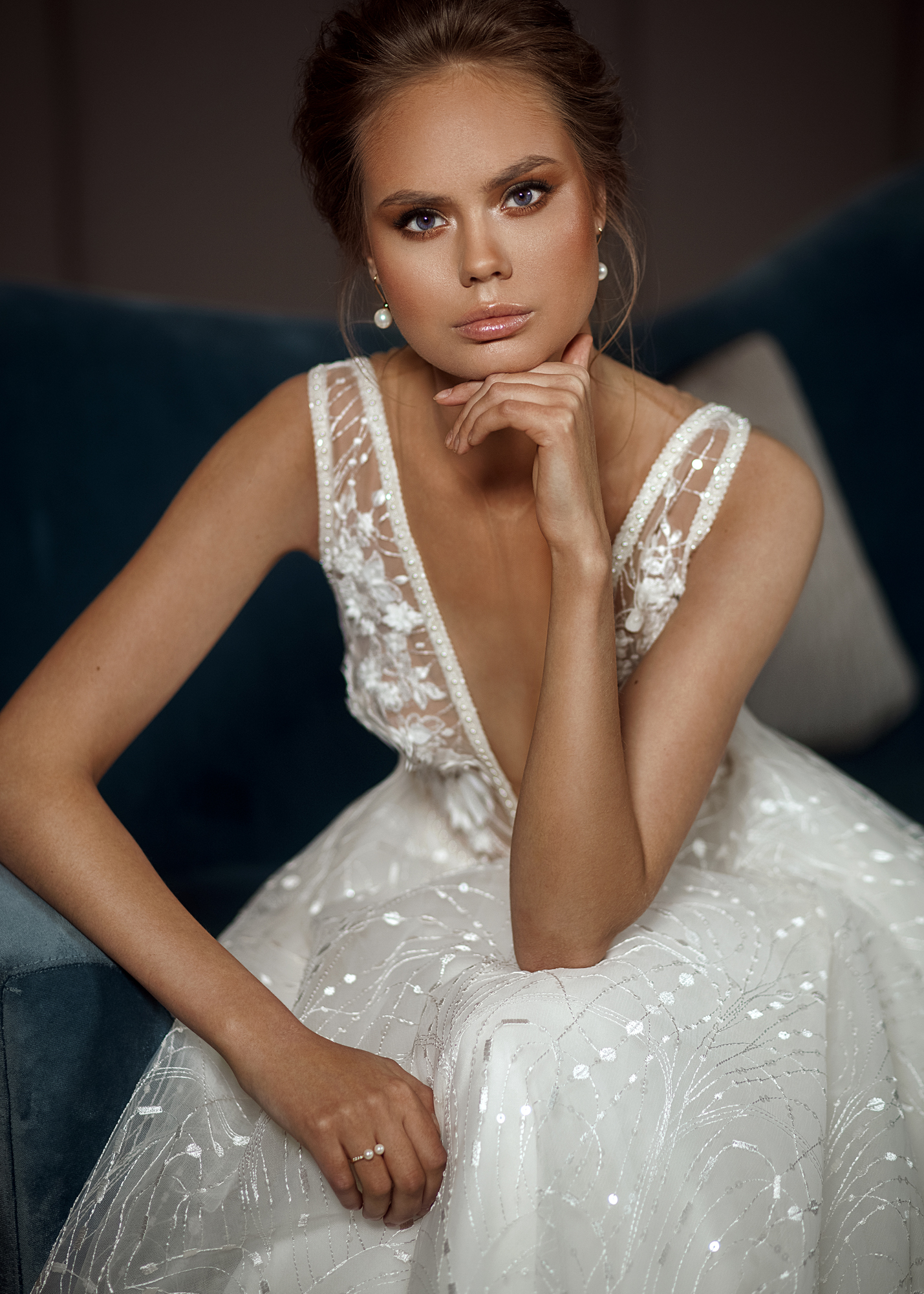 Модель BAZIERA от Versal wedding dress