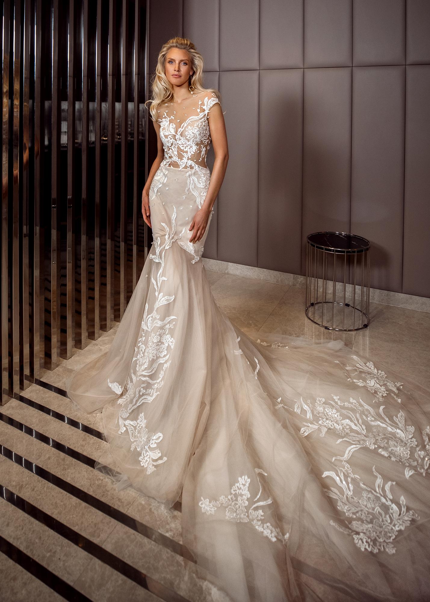 Модель MADEIRA 1 от Versal wedding dress