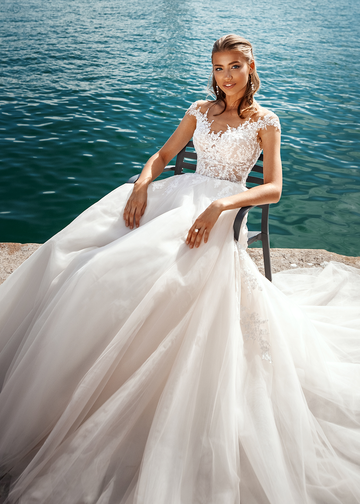 Модель LANDRIN от Versal wedding dress