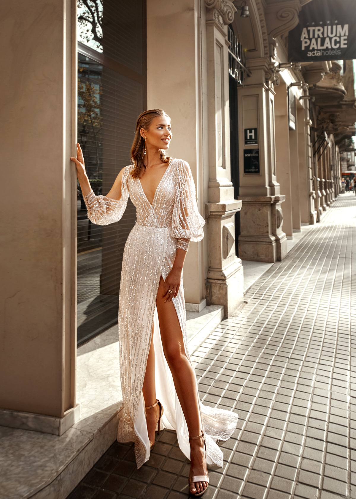 Модель ORNELLA от Versal wedding dress