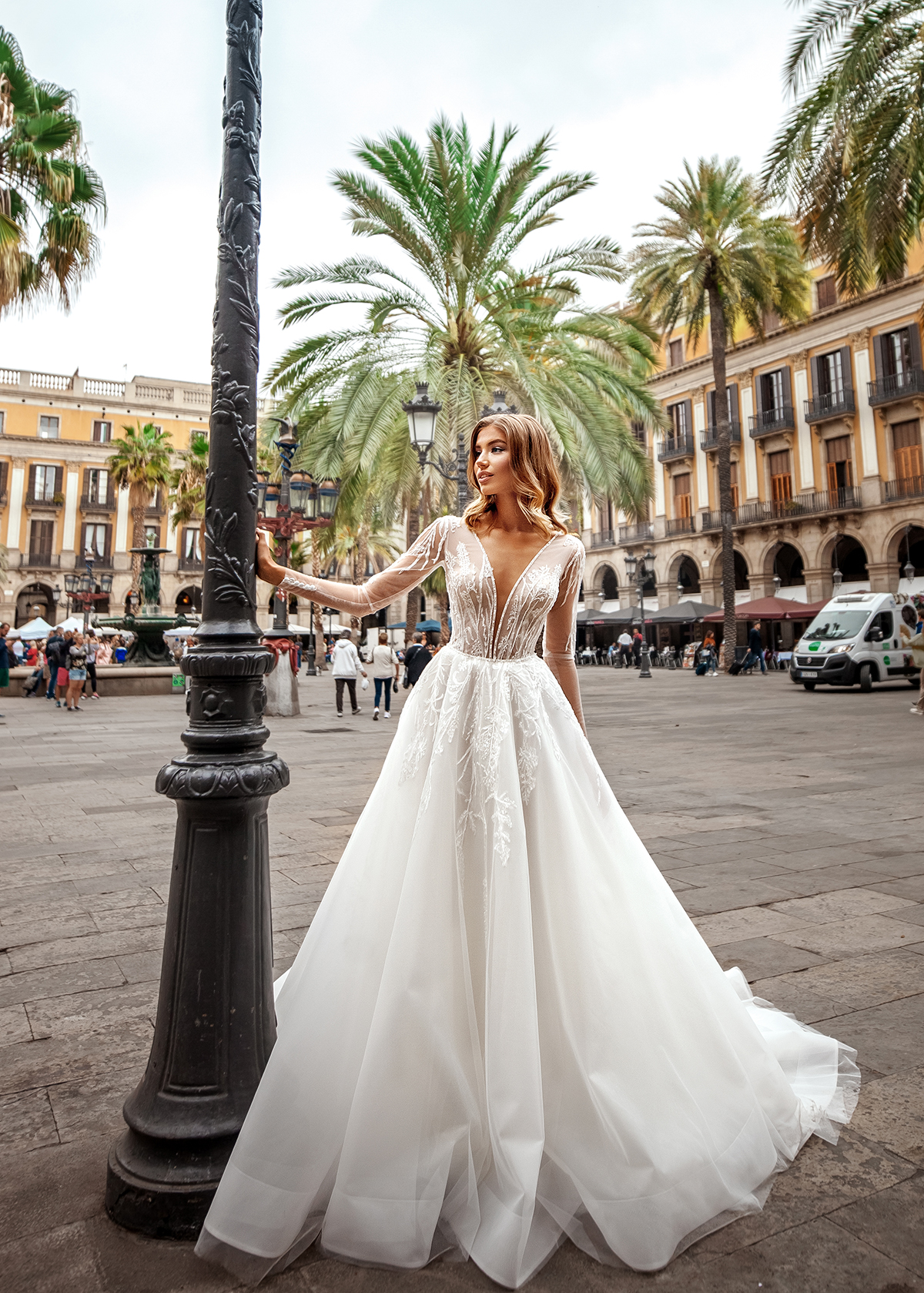 Модель LAURIN от Versal wedding dress