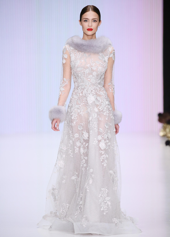 Модель EDNA от Speranza Couture