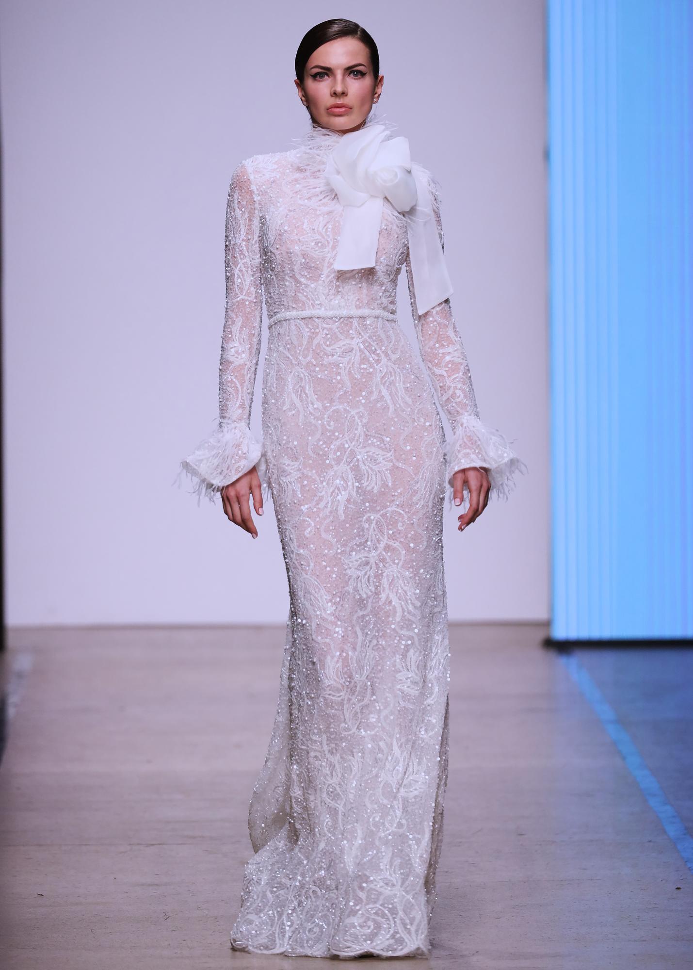 Модель FAUSTINA от Speranza Couture
