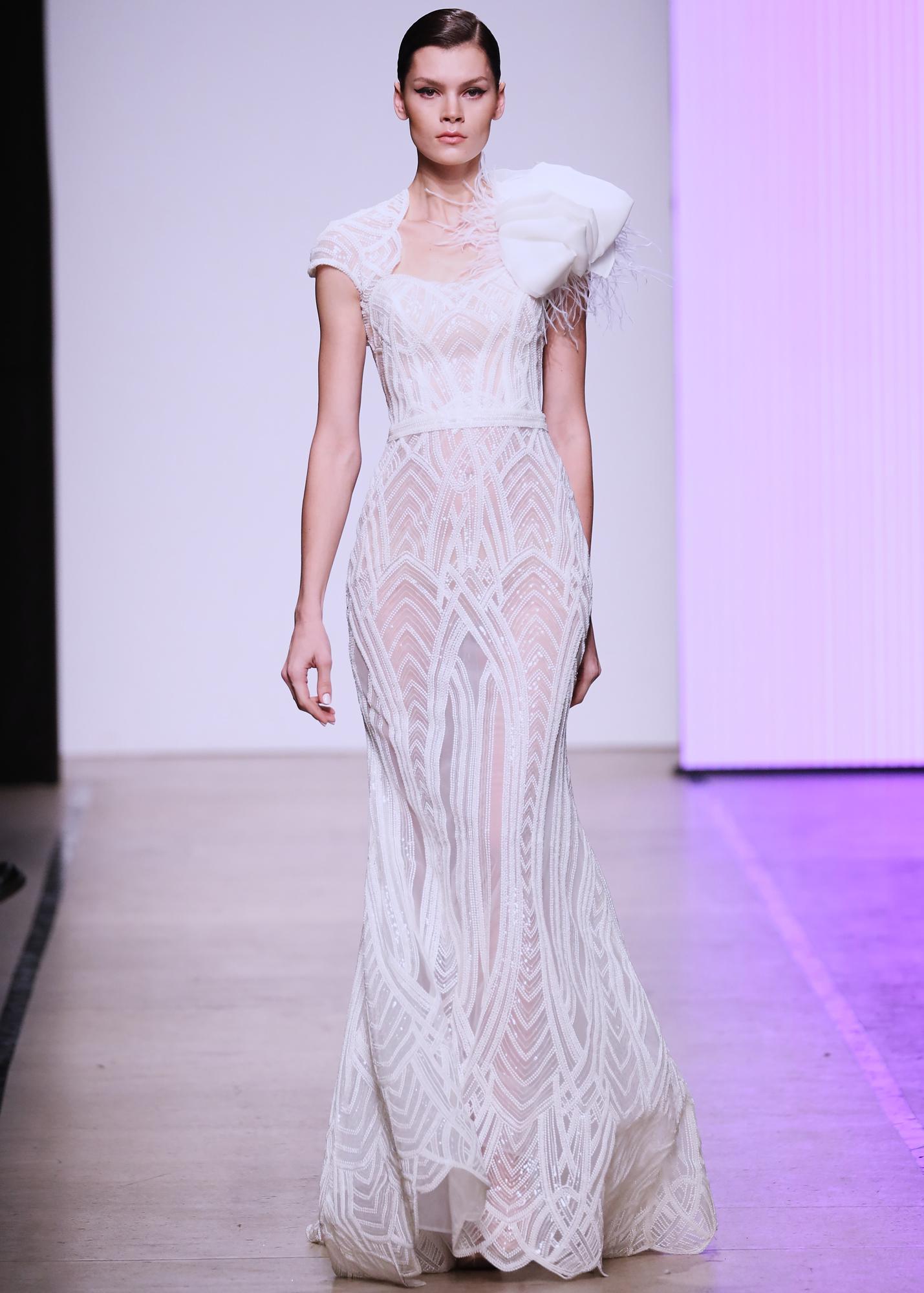 Модель FEA от Speranza Couture