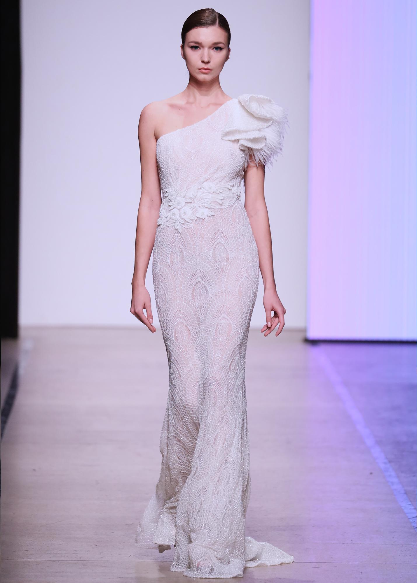 Модель FEBA от Speranza Couture