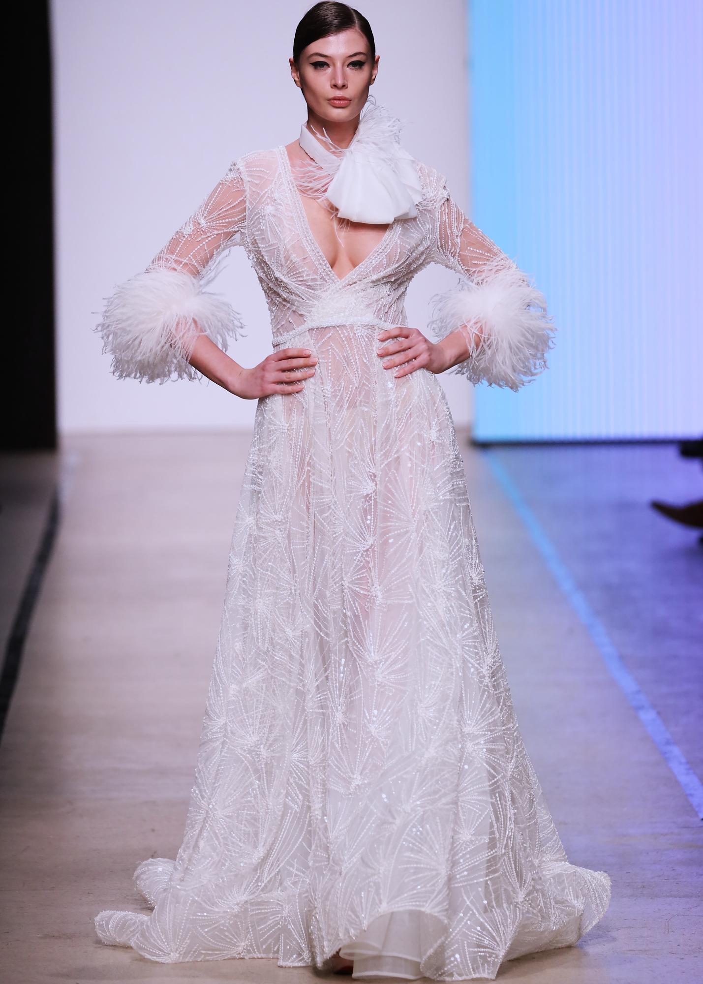 Модель FEODOSIA от Speranza Couture