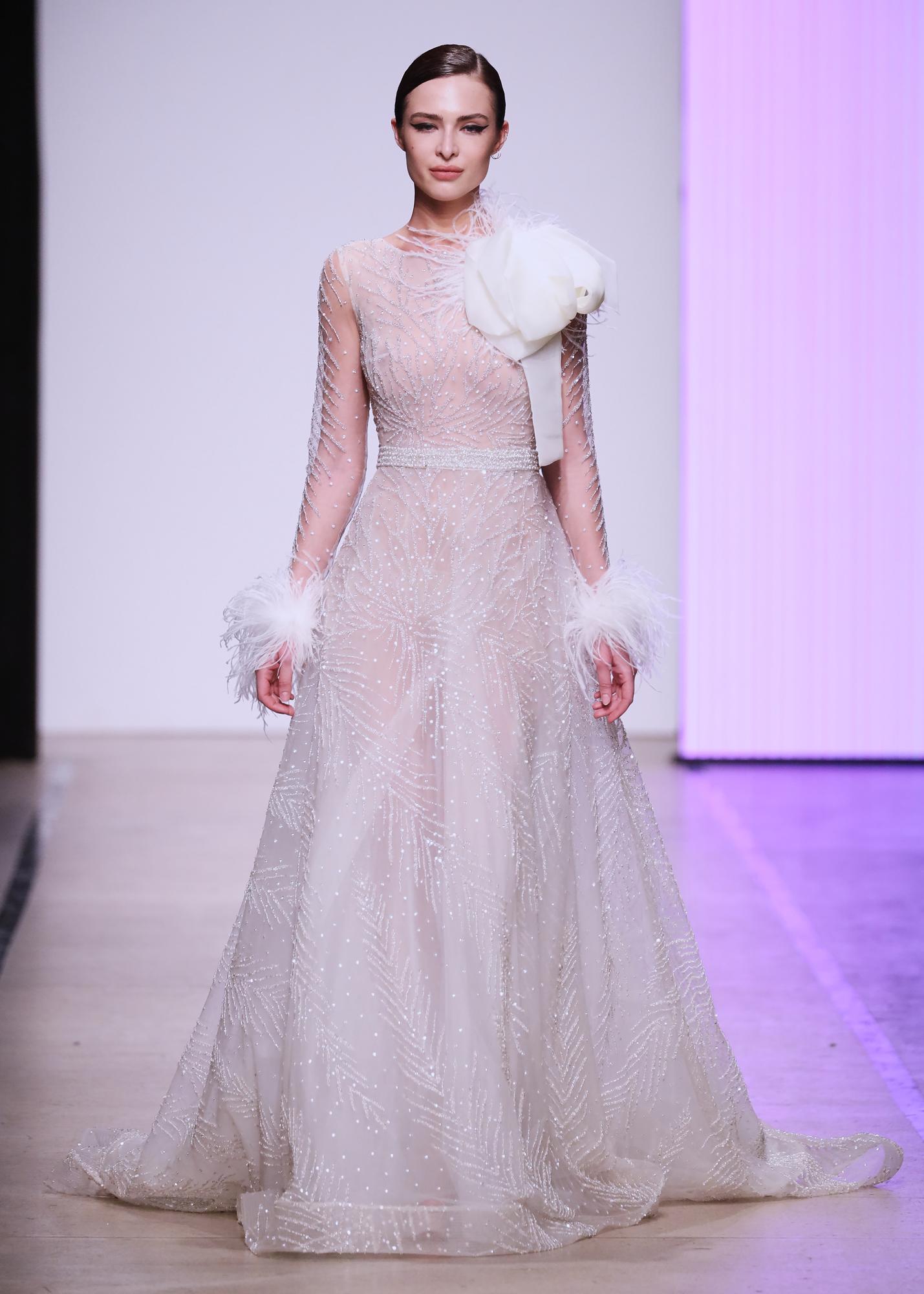 Модель FEOFANIA от Speranza Couture