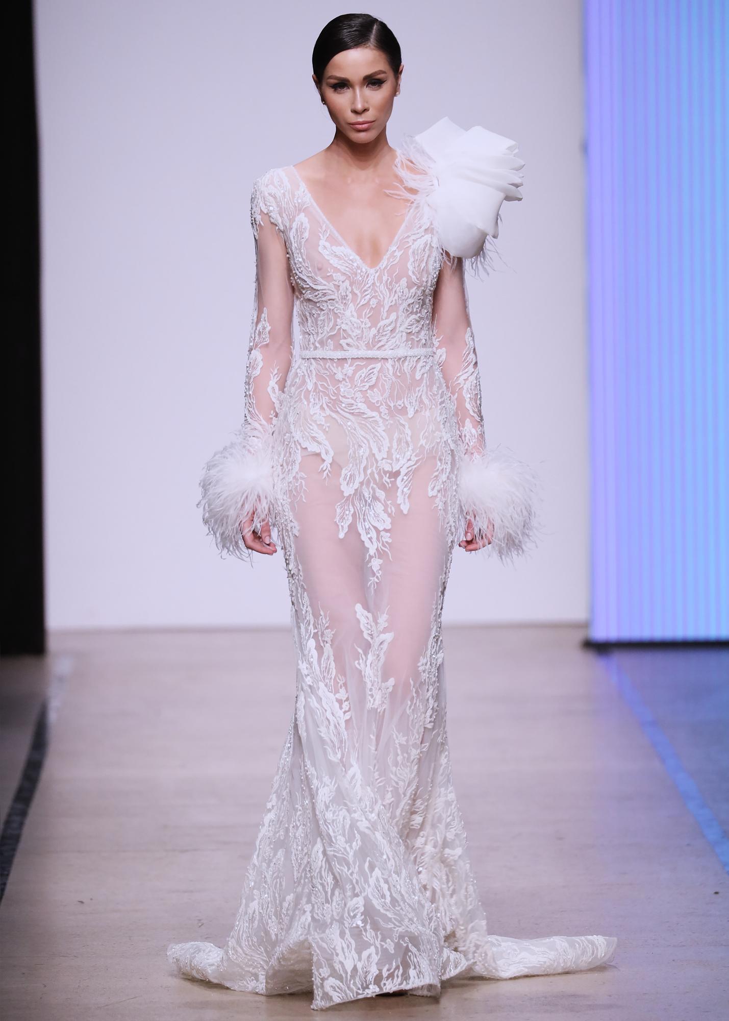 Модель FIALA от Speranza Couture