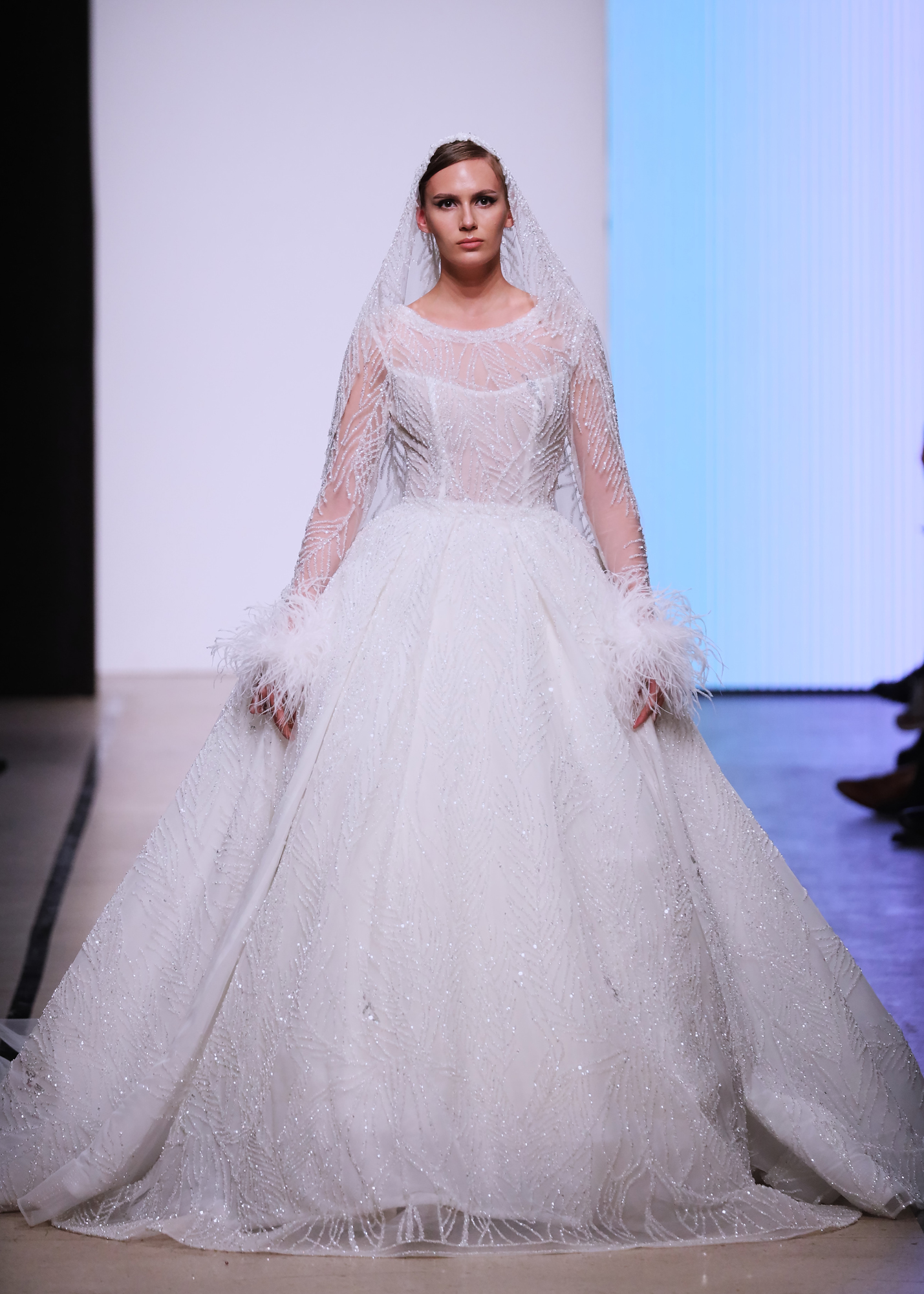 Модель FLORIANA от Speranza Couture