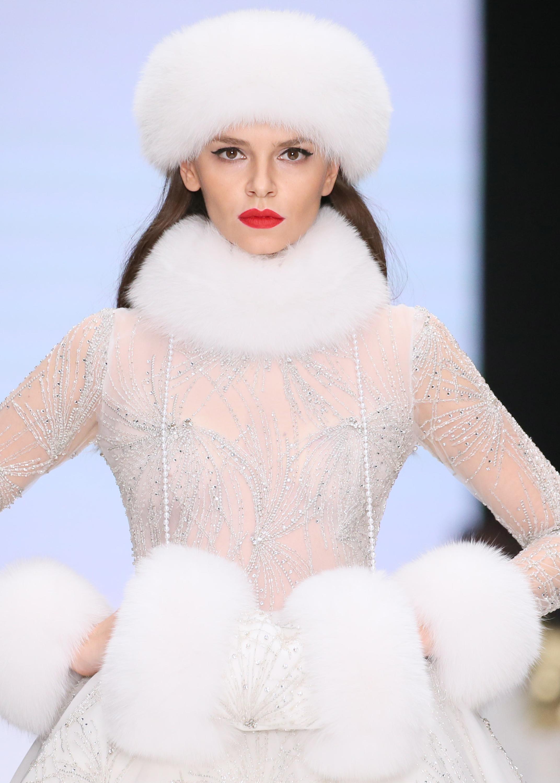 Модель EVA от Speranza Couture
