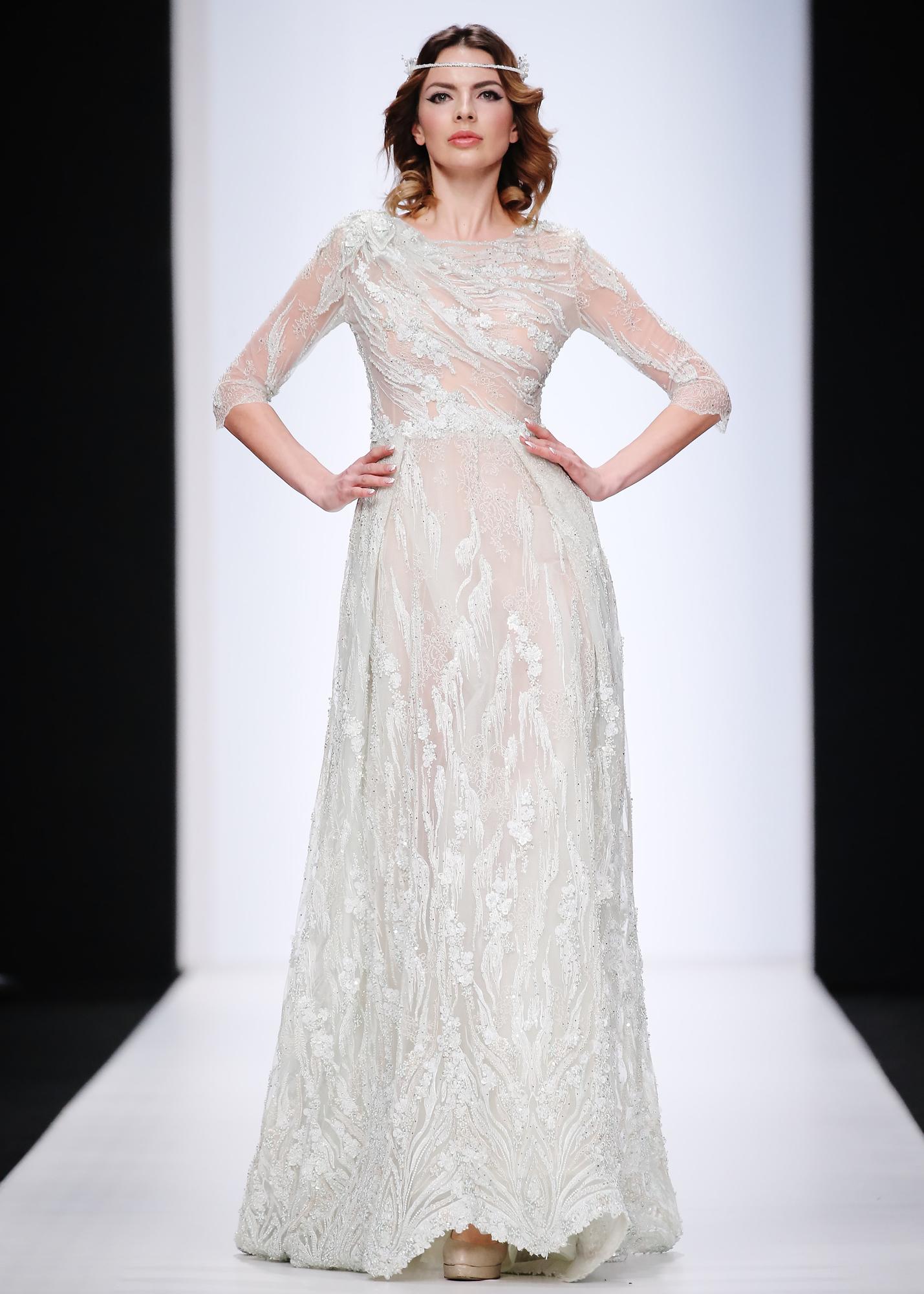 Модель DARLINA от Speranza Couture