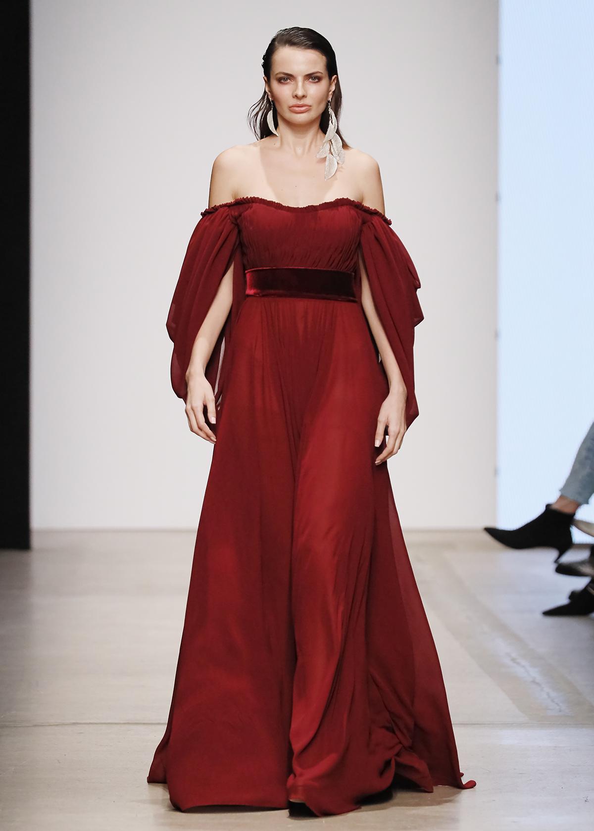 Модель JEMINA от Speranza Couture