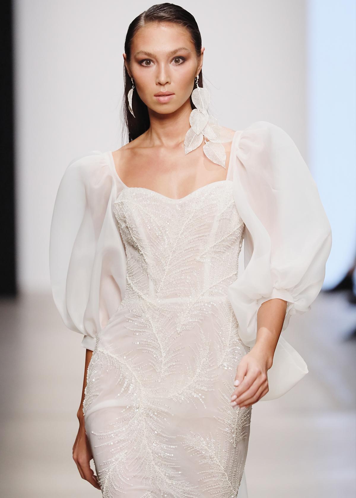 Модель JAHAN от Speranza Couture
