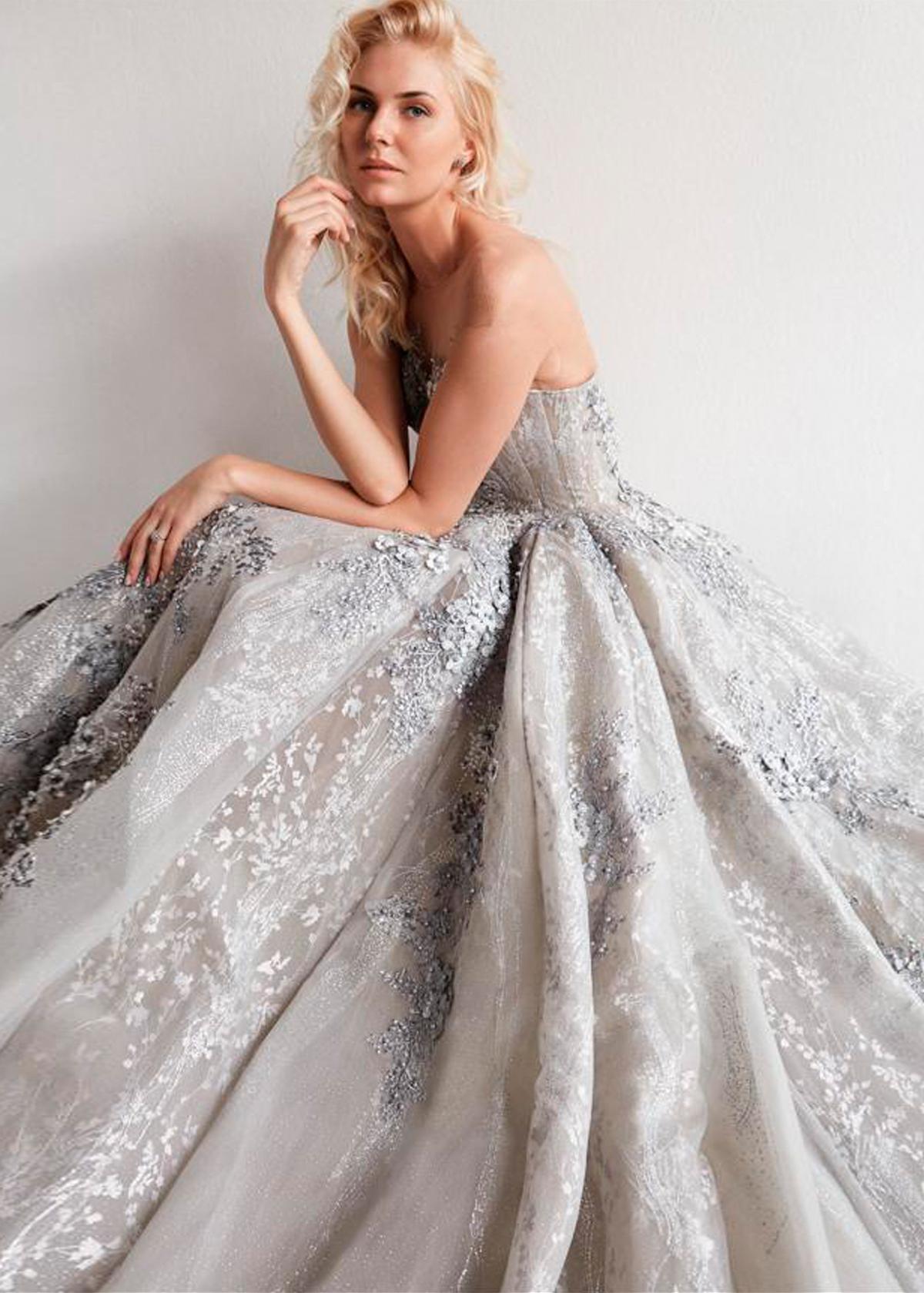 Модель Valentina Gown от Betty Tran