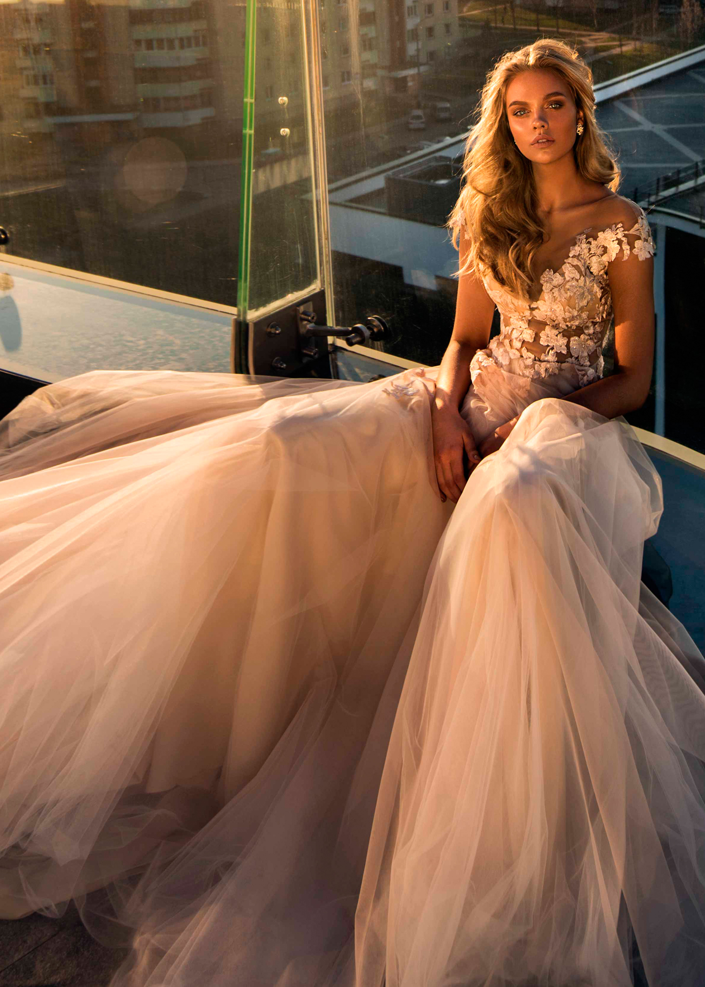 Модель ALEXANDRIA от Versal wedding dress