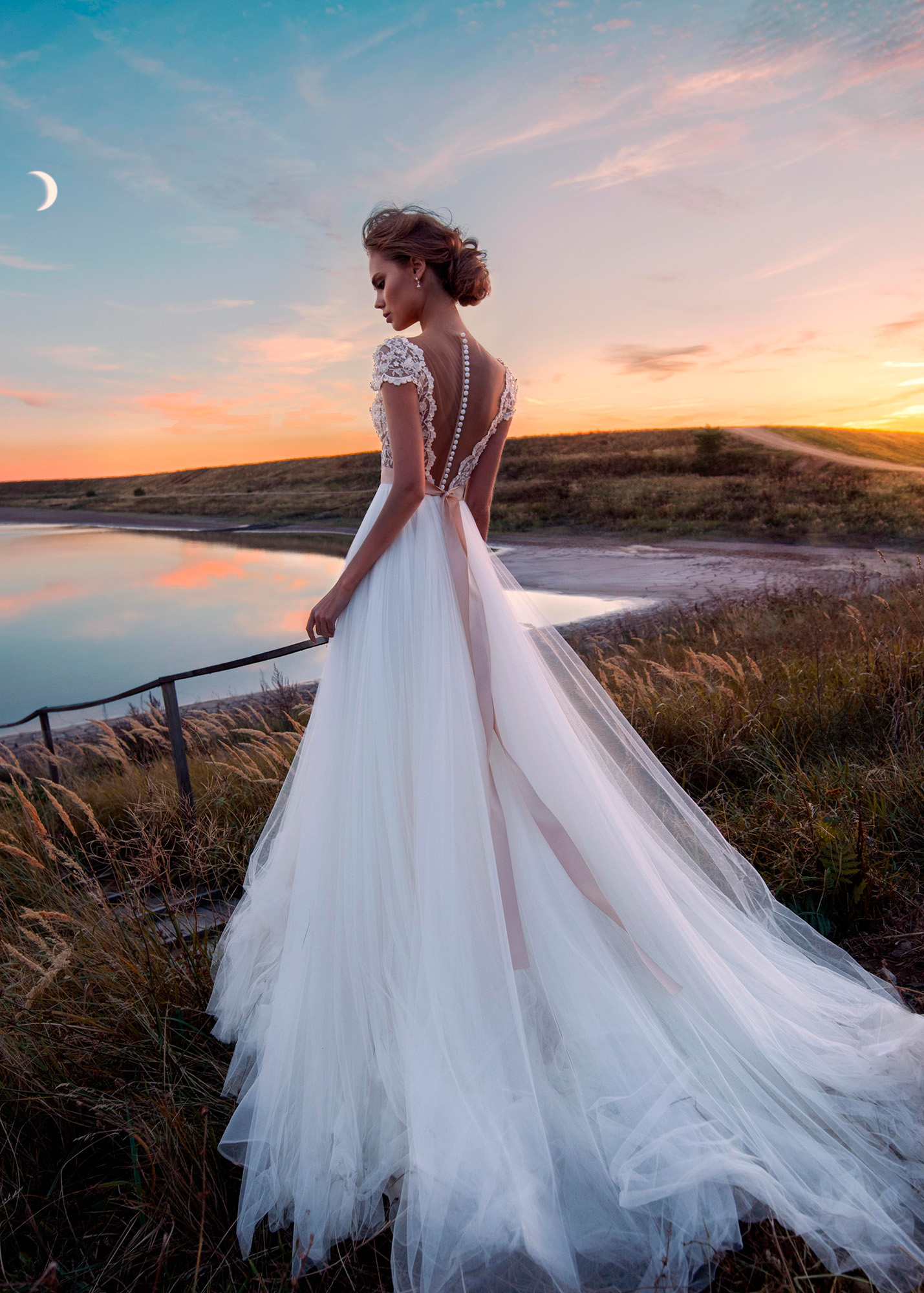 Модель Frejns от Versal wedding dress