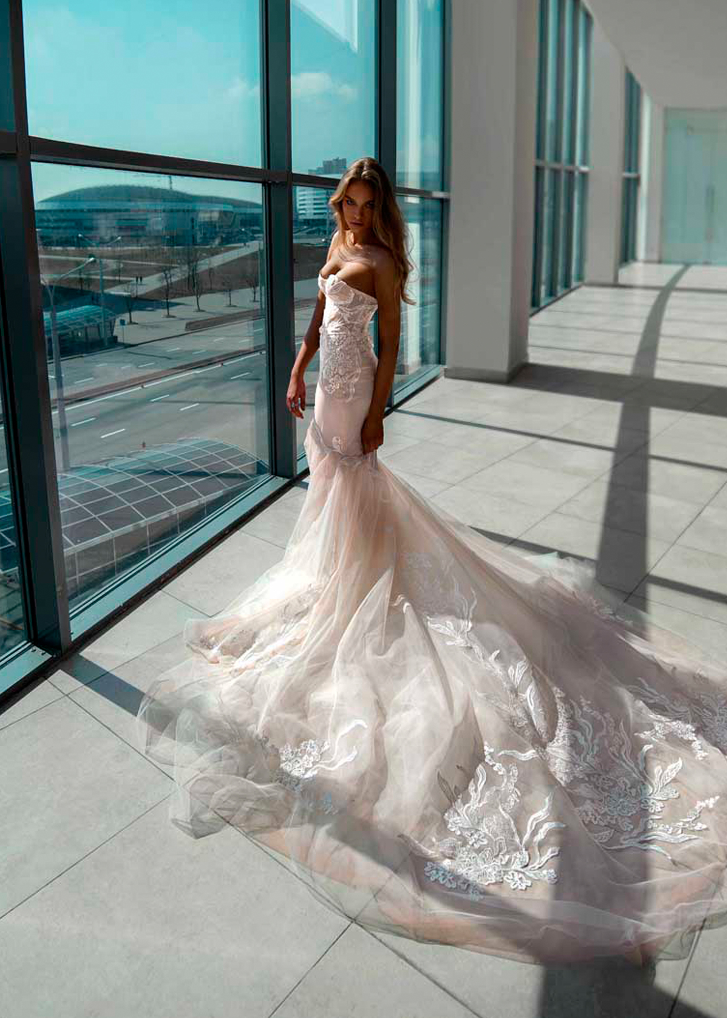 Модель MADEIRA от Versal wedding dress
