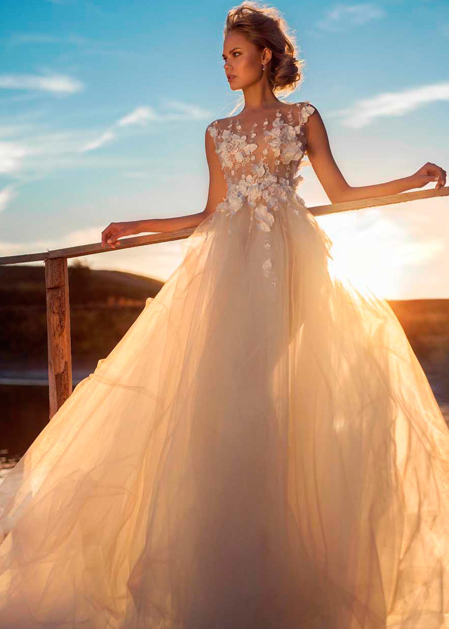 Модель MALTA от Versal wedding dress