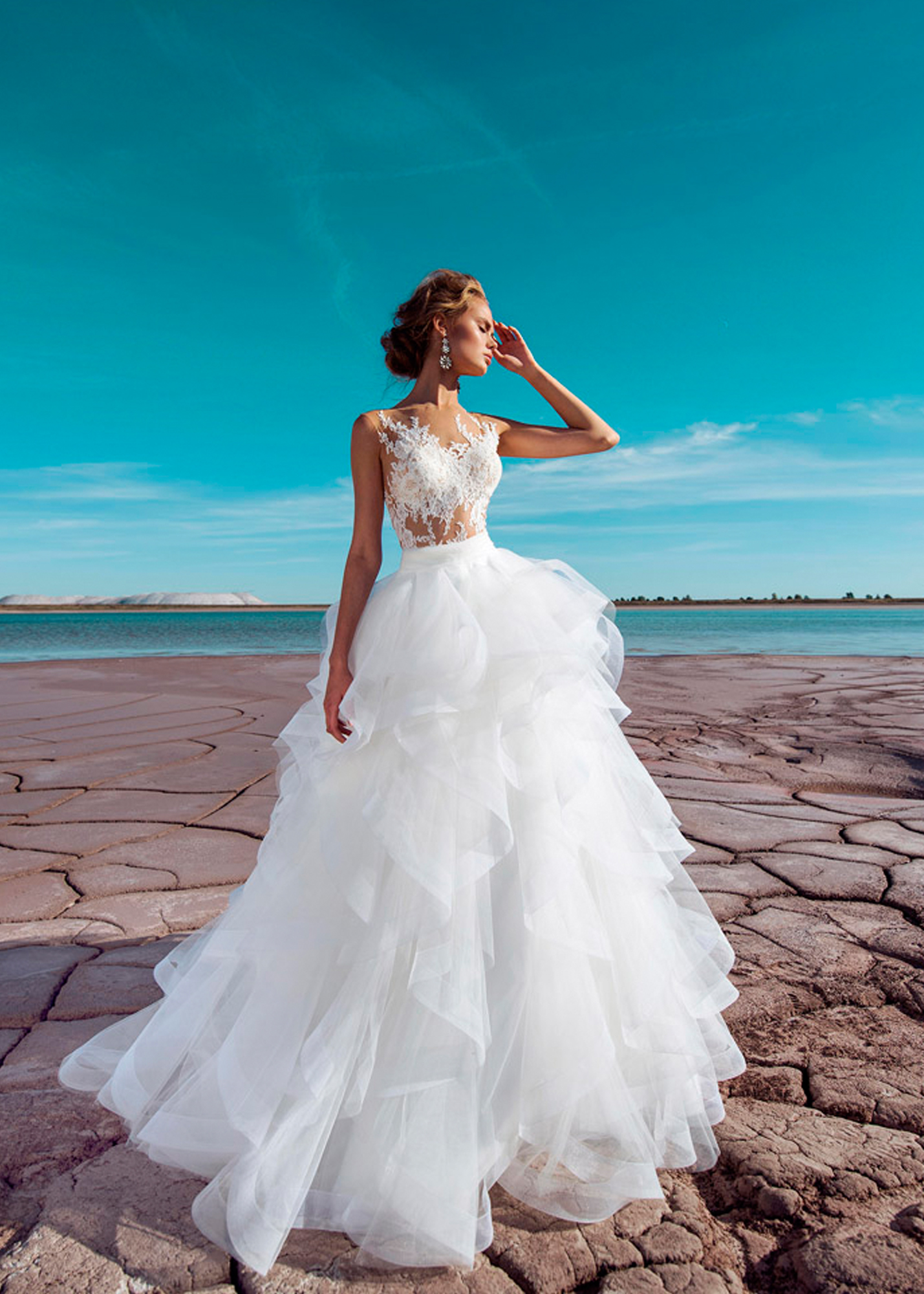 Модель Sevilla от Versal wedding dress