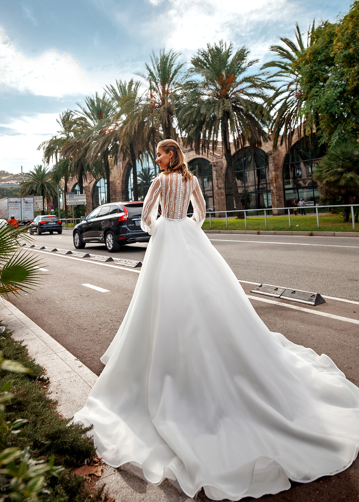 Модель LAUREL от Versal wedding dress