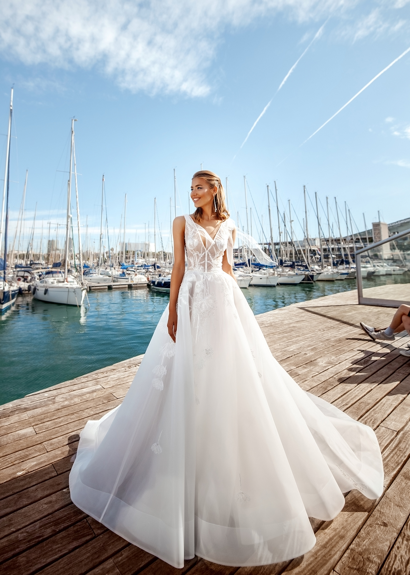Модель EMBER от Versal wedding dress