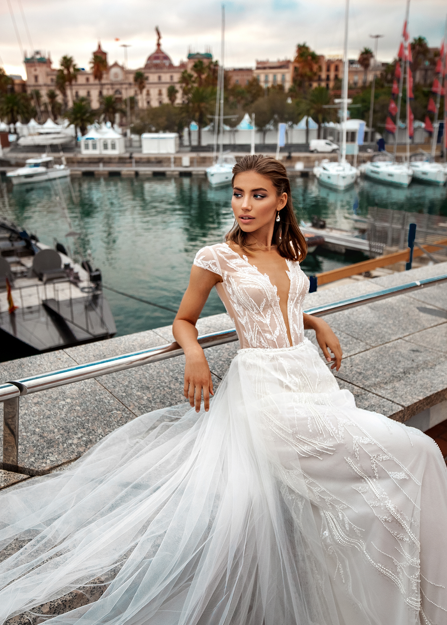 Модель LISSA от Versal wedding dress