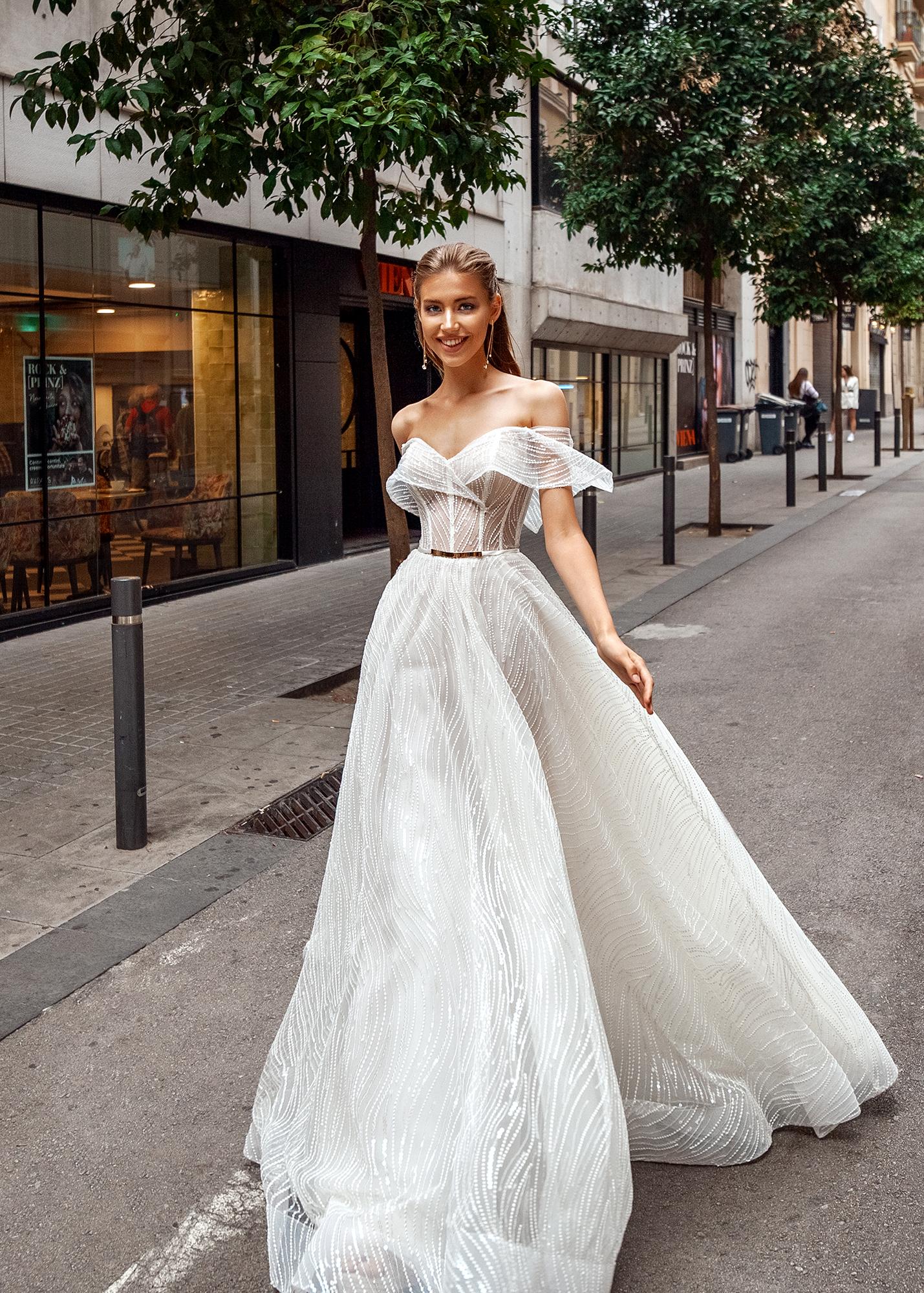 Модель LATICA от Versal wedding dress