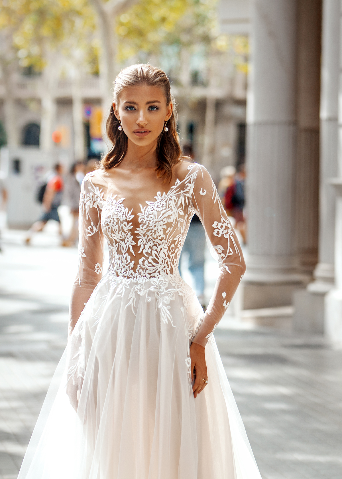 Модель LINA от Versal wedding dress