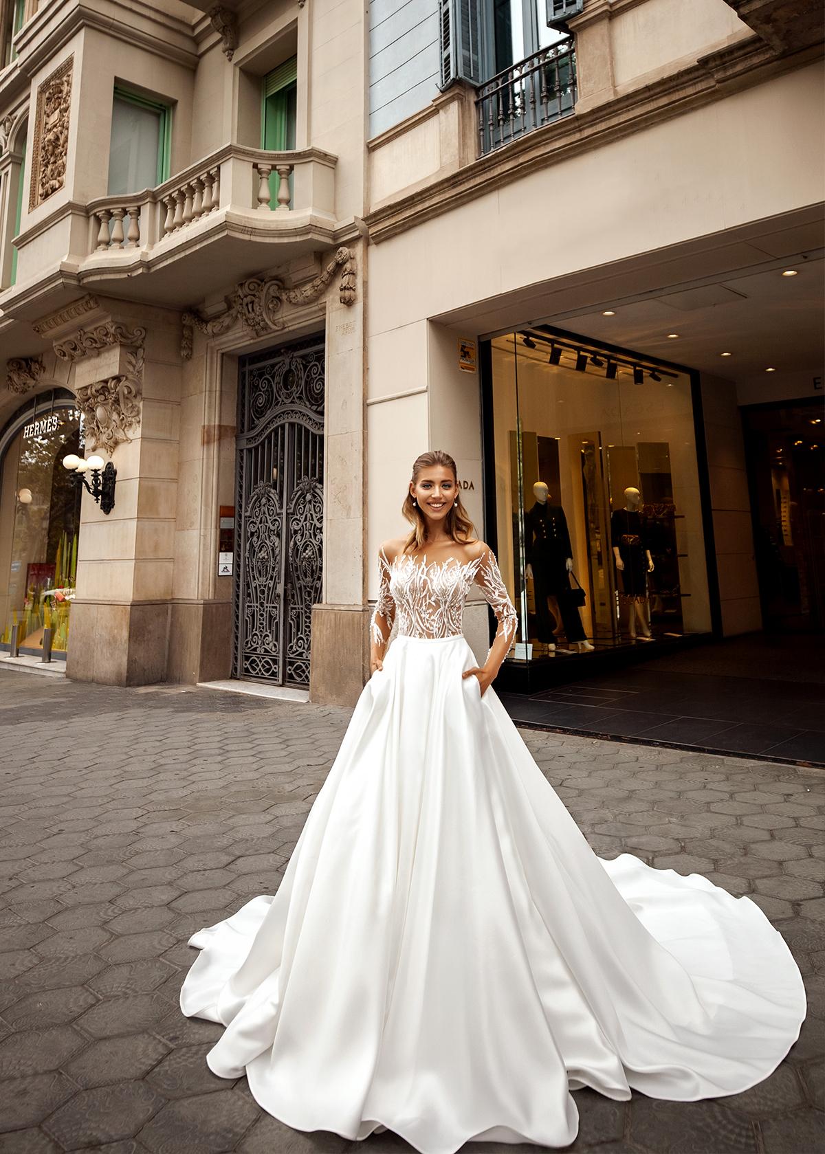 Модель LAMBERT от Versal wedding dress