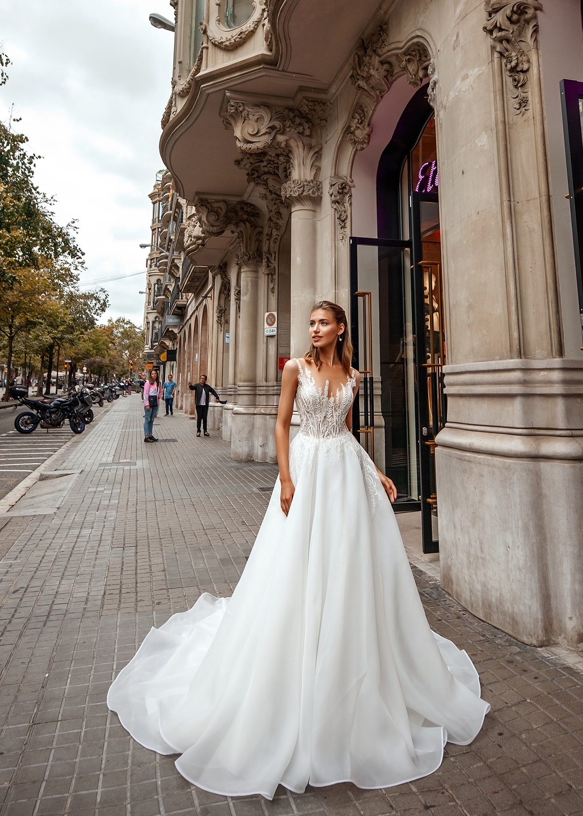 Модель CLARISS от Versal wedding dress