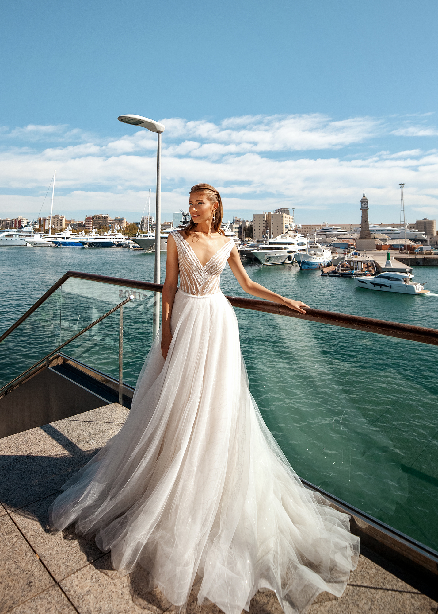 Модель CATHERINE от Versal wedding dress