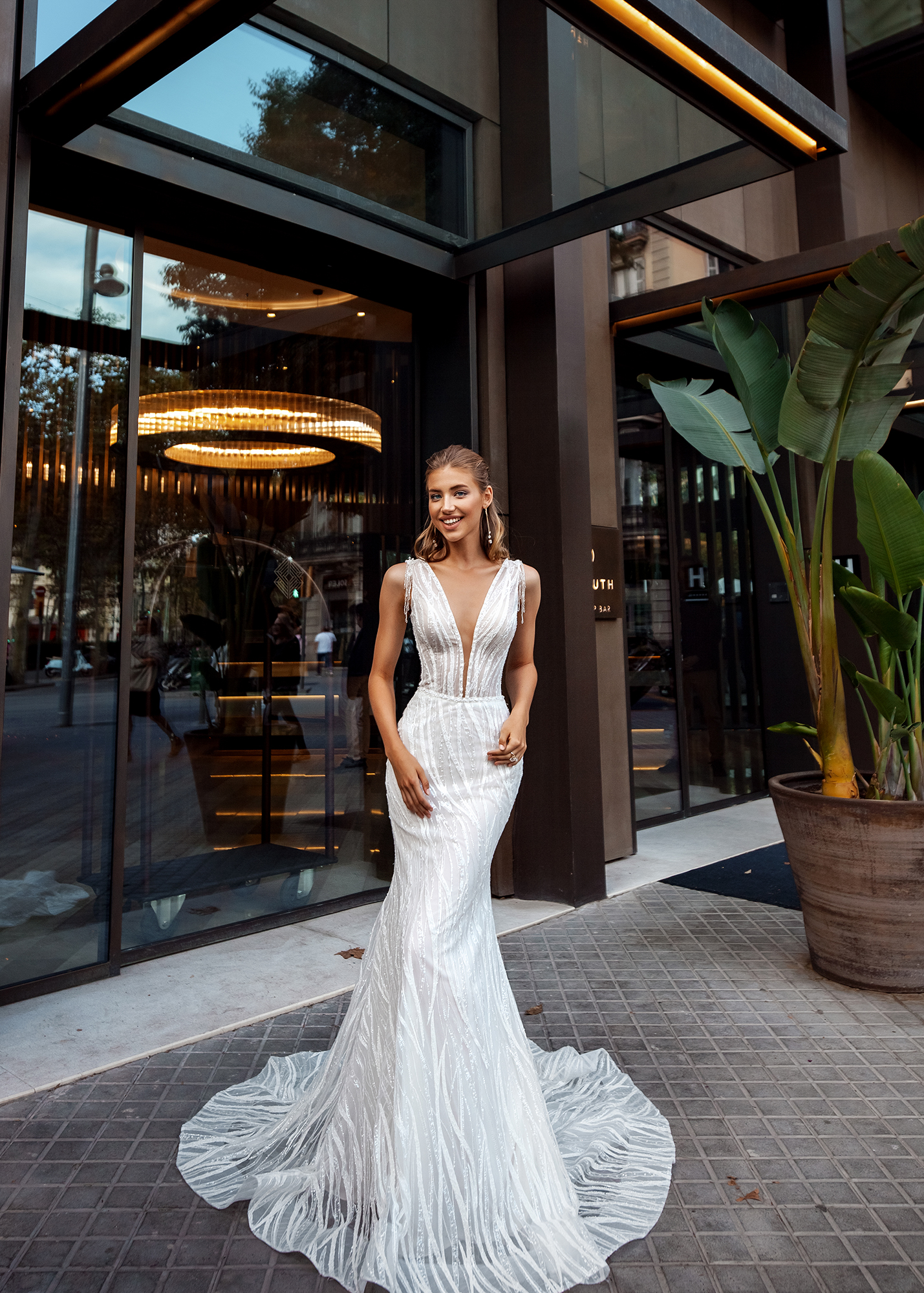 Модель LAREN от Versal wedding dress