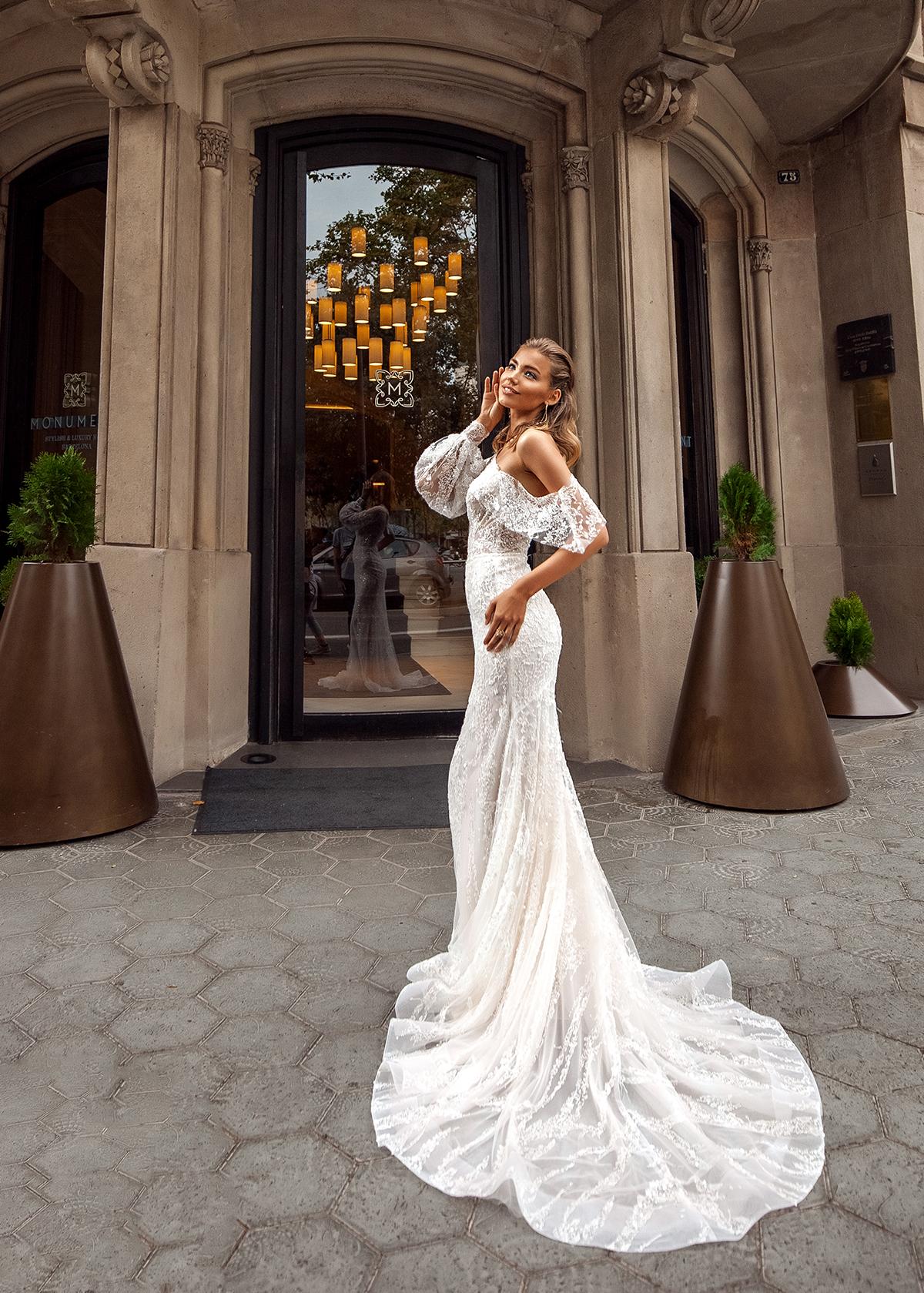 Модель LEPARD от Versal wedding dress