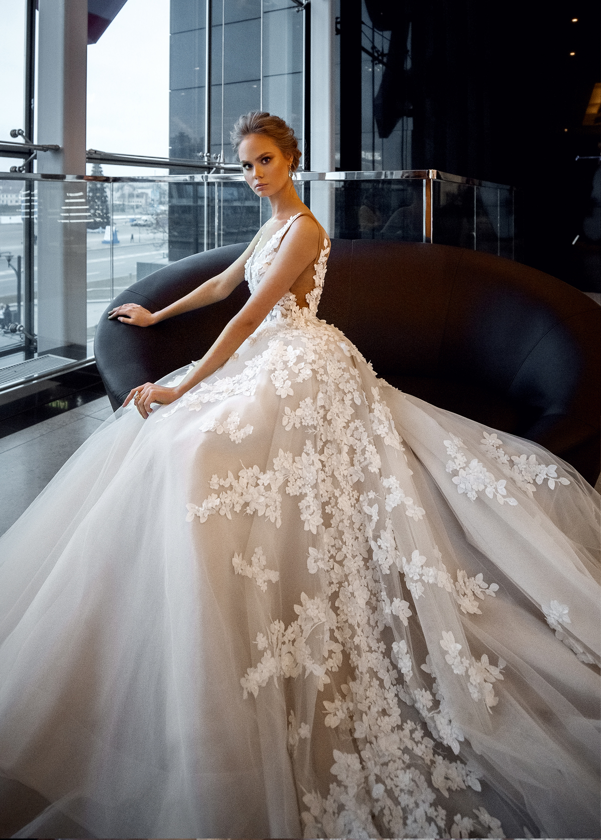 Модель BATISTA от Versal wedding dress