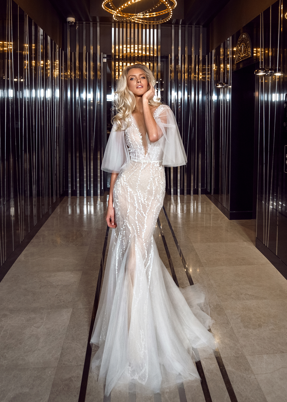Модель BOSKA от Versal wedding dress