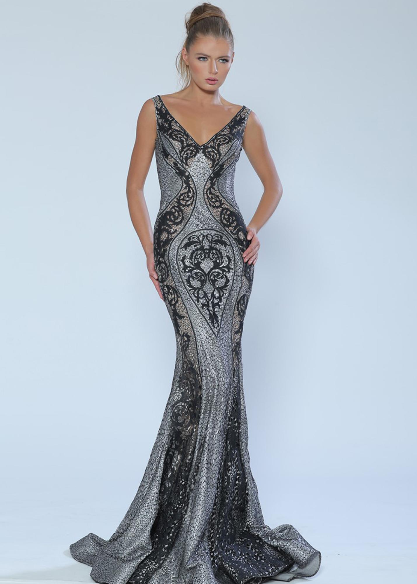 Модель 1506 от Beside Couture
