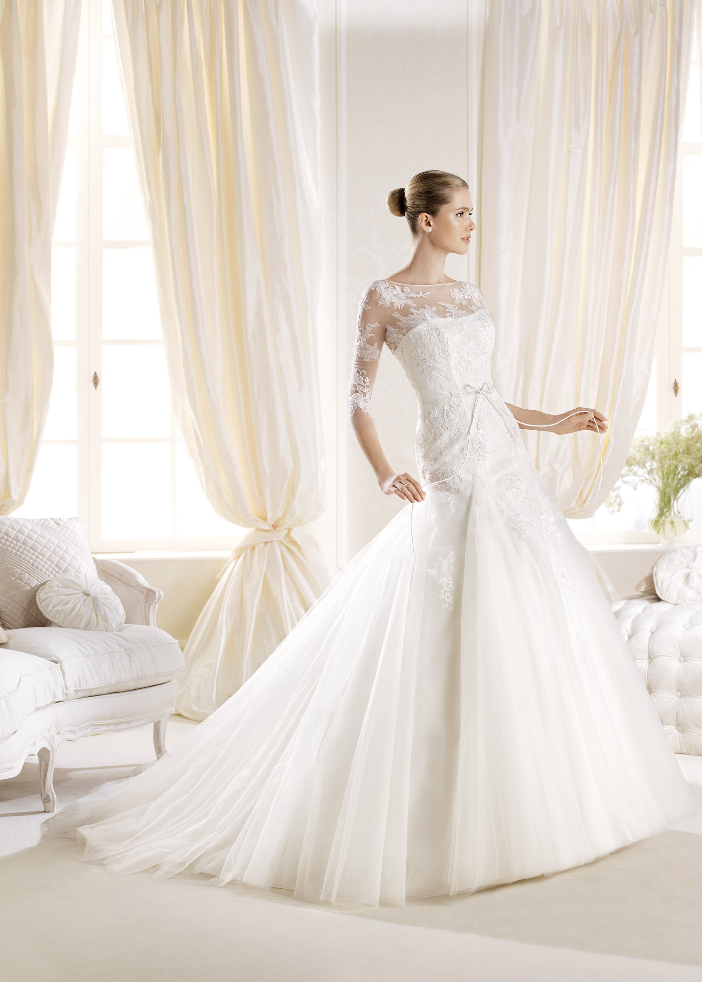 Модель Ilarazza от La Sposa