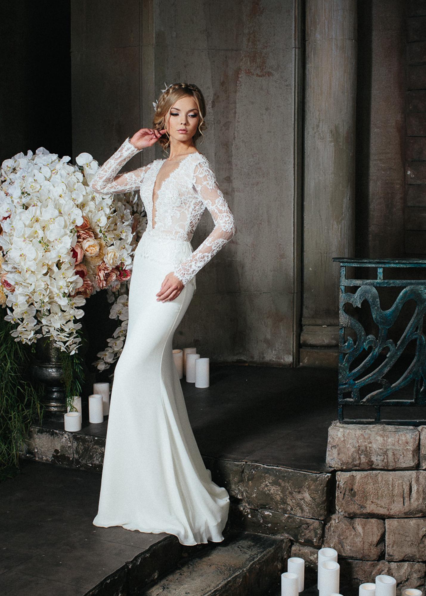 Модель Ardente от Speranza Couture