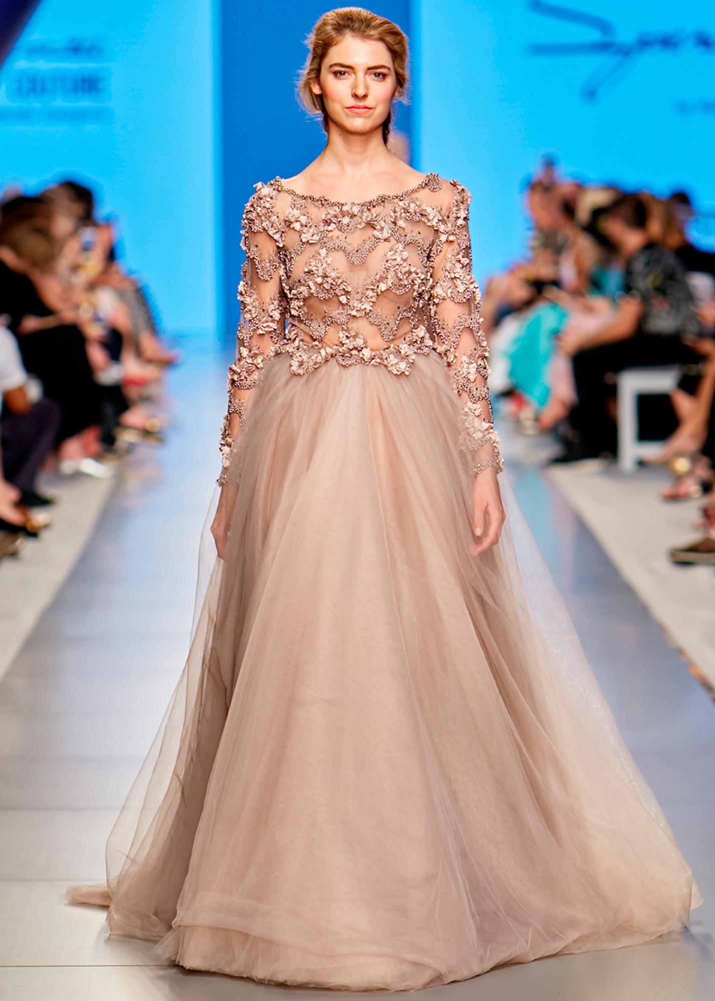 Модель Beverly от Speranza Couture