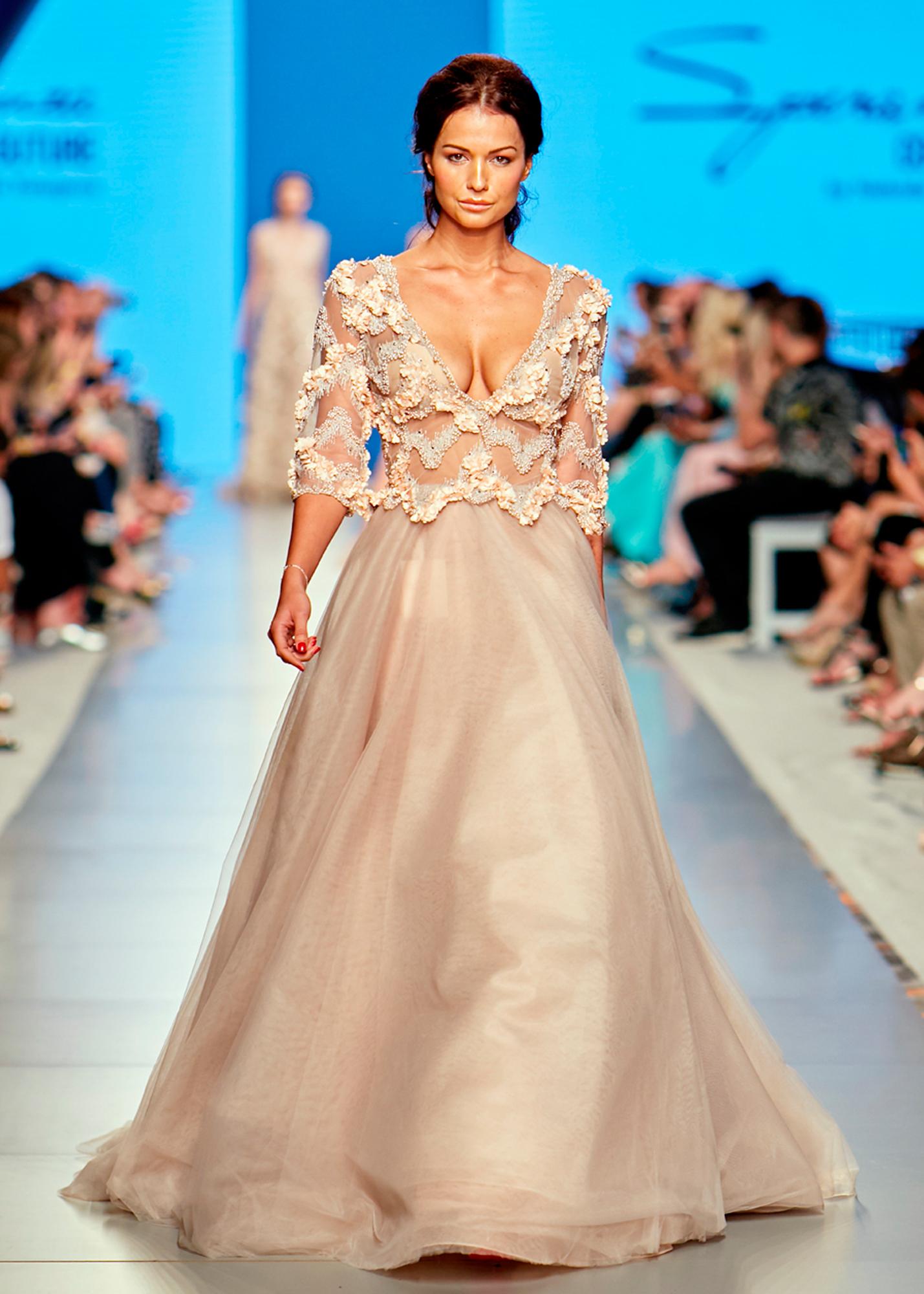 Модель Britney от Speranza Couture