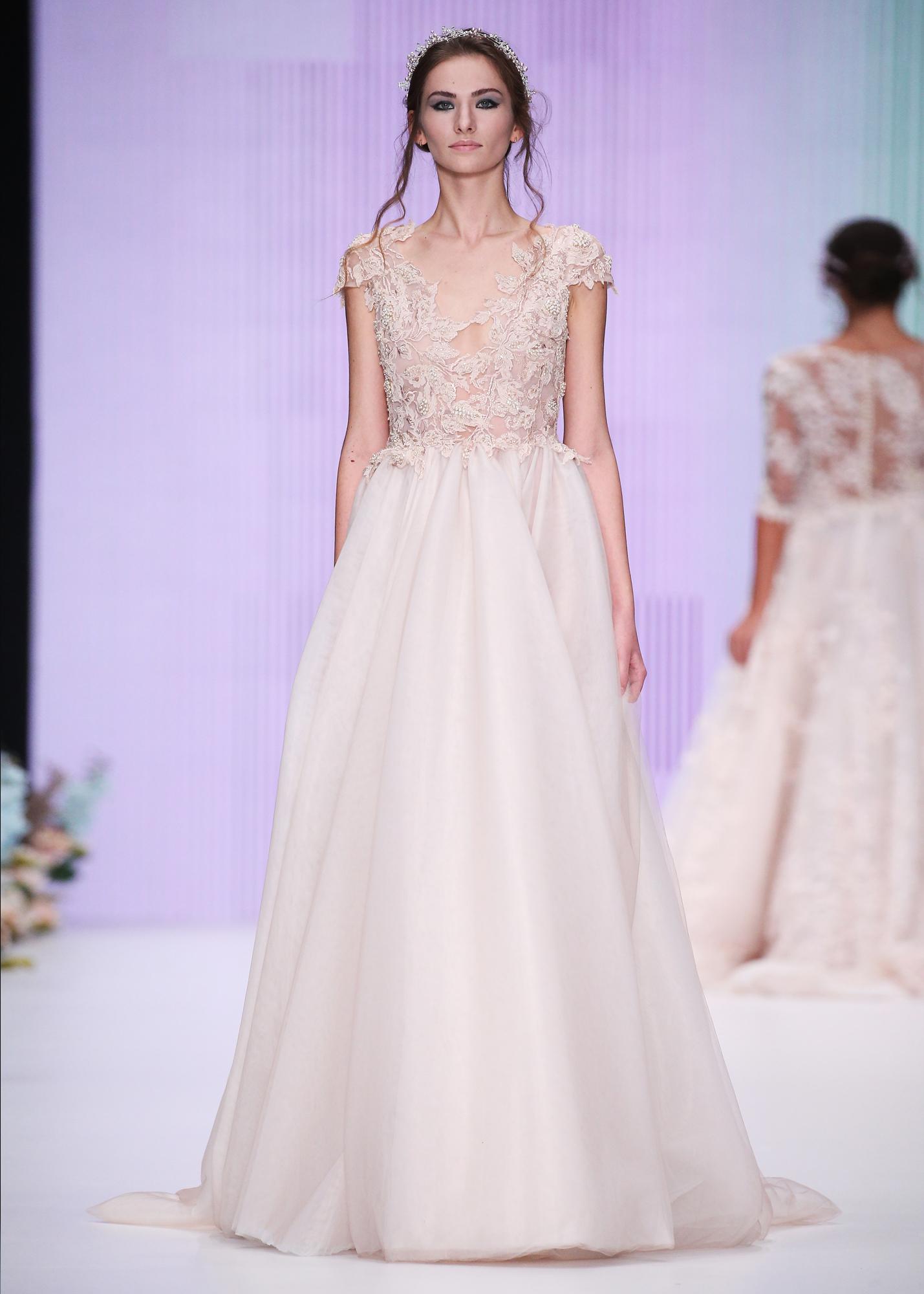 Модель CHRISTINE от Speranza Couture