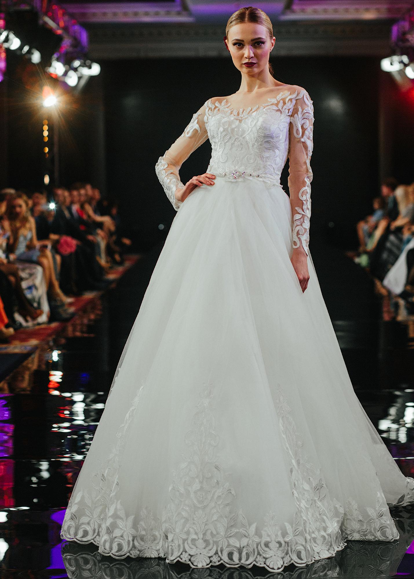 Модель Ti ammiro от Speranza Couture